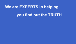 Experts At Finding The Truth - private investigator in Brighton