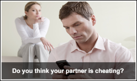 Partner Cheating - Brighton detectives